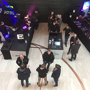 Technology Exhibition at the Opera 2017